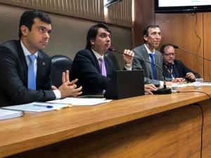 Comissão presidida por Pedro Tavares faz questionamentos a Via Bahia
