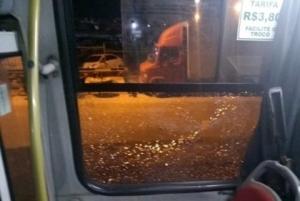 Atentado no Transporte Coletivo Urbano: ônibus da Cidade Verde é alvo de tiros em Vitória da Conquista