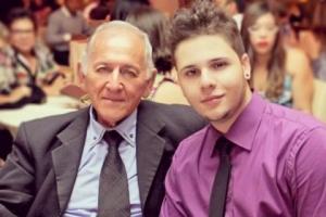 LUTO: José Geraldo de Souza, aos 81 anos
